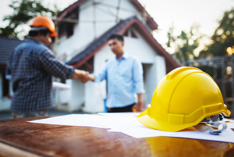 How to select a right partner to build your dream home